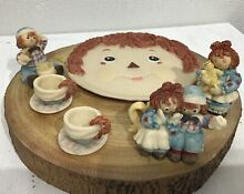 raggedy ann andy 1995 popular imports miniature