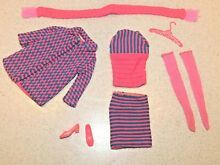 francie barbie complete combo outfit