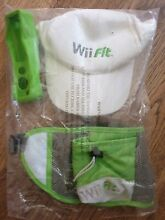 wii fit nintendo wii get fit kit pouch hat