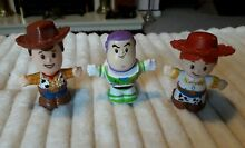 little people fisher price disney toy story