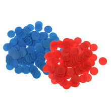 tiddlywinks plastic opaque board game counters