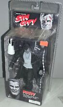 sin city neca 2005 marv black white variant