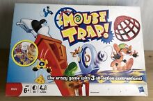 mouse trap game spares not complete spare parts