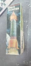 space frontier missile tin toy latta