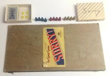 sorry game 1950 sorry board game by parker