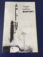 waddingtons blast off space game spares instructions