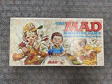 go for it parker parker brothers 1979 mad magazine