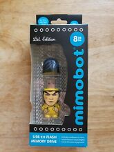 mimobot limited edition bruce lee 8gb flash