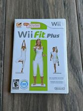 wii fit plus wii 2009 rarely used
