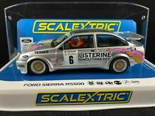 scalextric c4146 ford sierra rs500 listerine