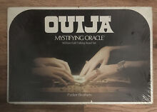 ouija board new parker brothers mystifying