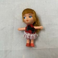 liddle kiddle 1960s s clone small rubber doll