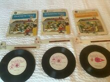 show n tell 1960s set 3 record film sets donald