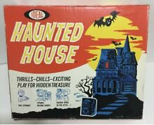 ideal haunted house game the haunted house ideal game box