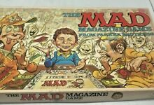mad board game the mad magazine game parker