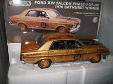1970 classic 1 18 ford xw falcon gtho