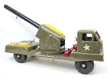 nylint 1950s electronic cannon w missiles