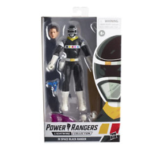 power rangers lightning collection in space black
