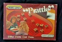 spears game prattle board game by s 1983