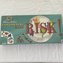 risk new sealed parkers brothers