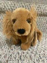 russ berrie cares soft pets rusty plush puppy