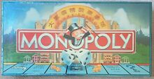 monopoly deluxe hong kong edition 1998 new