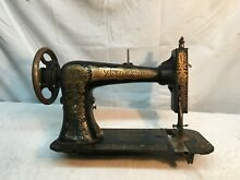vindex 1900s b cast iron industrial sewing