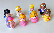 little people 8 fisher price princesses fantasy