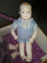 doll porcelain boy maybe even