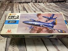 hasegawa f9f 2 panther us navy fighter 1 72