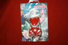 touma 2 red qee fang wolf key chain tower