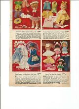 horsman 1966 christmas catalog page only