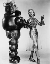 robby the robot anne francis robby robot forbidden