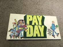 pay day payday parker brothers
