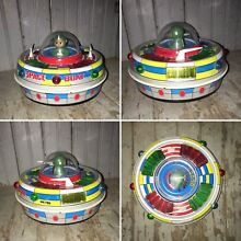 1960s space boat me780 red china