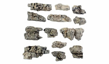 woodland scenics outcroppings ready rocks ws c1139