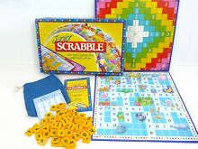 scrabble spare parts junior by spear s games