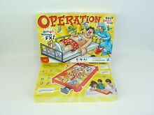 operation game spare parts operation silly skill