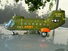 alps helicopter japan toy u s army n