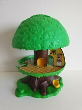 kenner tree tots 1970s kenner tree house little