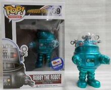 robby the robot funko pop movies forbidden planet