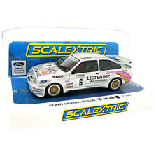 scalextric c4146 ford sierra rs500 graham