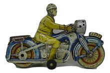 motorcycle arnold a 643 cko tin wind up 1940s