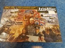 axis allies board game axis allies 1942 second edition