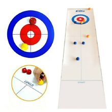 bowling game curling bowling family table game