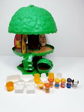 kenner tree tots 1970s kenner treehouse tree tots