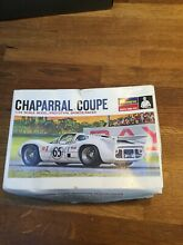 monogram chaparral 2d coupe sold as used but