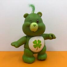 care bears good luck bear green poseable toy