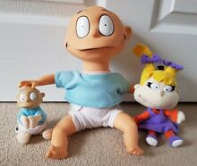 tommy toy the rugrats bundle angelica tommy