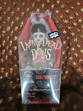 living dead doll eggzorcist limited 10th